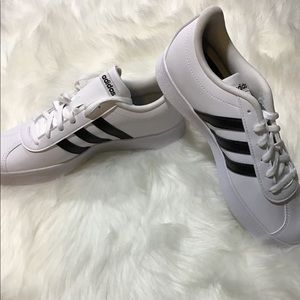 BRAND NEW AUTH ADIDAS VL COURT 2.0 SNEAKERS